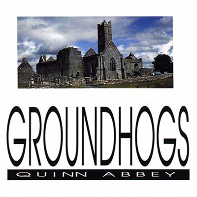 GROUNDHOGS CD Quinn Abbey (Live 1971)