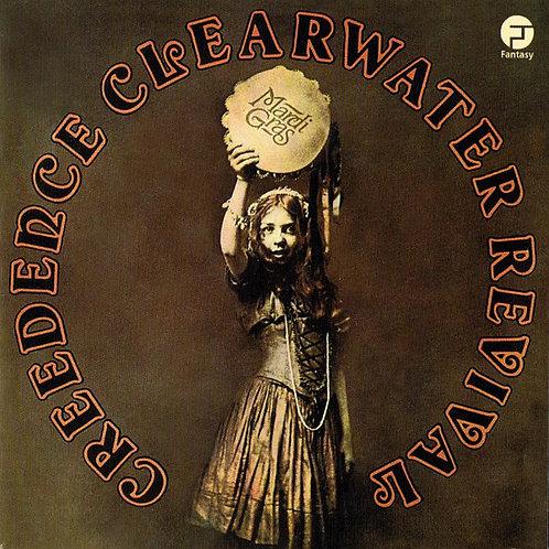 CREEDENCE CLEARWATER REVIVAL CD Mardi Gras (Mini-Lp Replica)