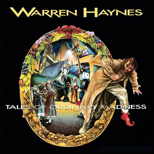 WARREN HAYNES 2xLP Tales Of Ordinary Madness
