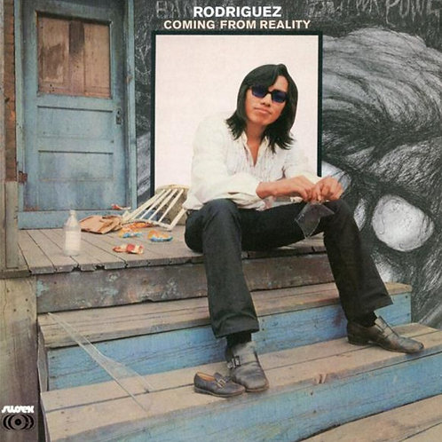 RODRIGUEZ LP Coming From Reality (Coke Bottle Clear Coloured Vinyl)