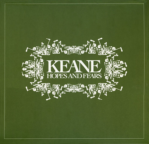 KEANE LP Hopes And Fears