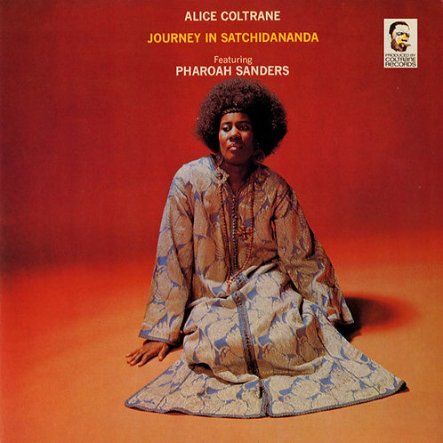 ALICE COLTRANE LP Journey In Satchidananda