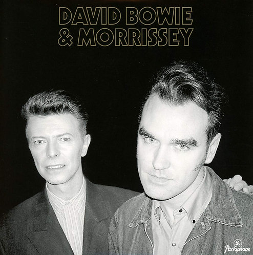 "DAVID BOWIE & MORRISSEY 7"" Cosmic Dancer"