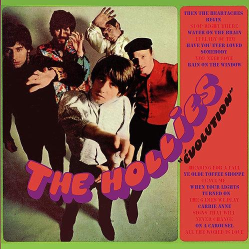 THE HOLLIES LP Evolution + Bonus Tracks
