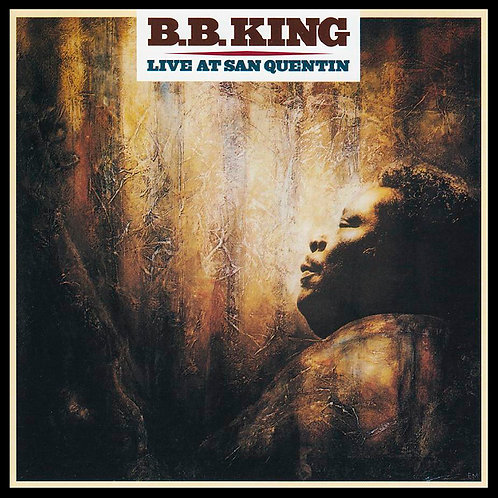 B.B. KING CD Live At San Quentin