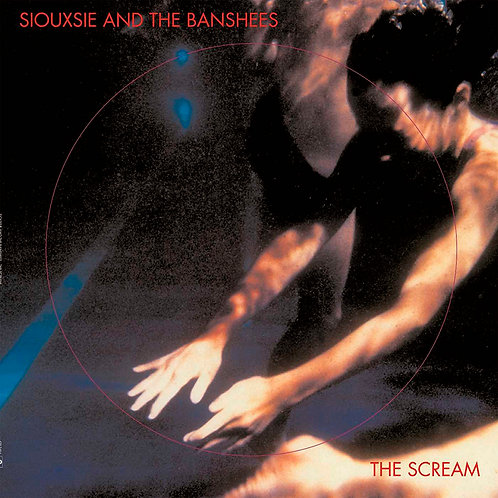 SIOUXSIE AND THE BANSHEES LP The Scream (Picture Disc)