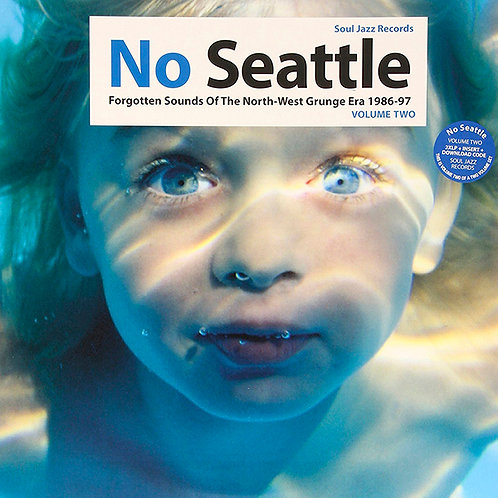VARIOS 2xLP No Seattle Forgotten Sounds Vol 2
