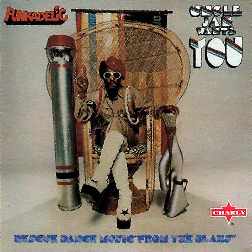 FUNKADELIC CD Uncle Jam Wants You