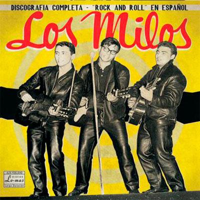 """LOS MILOS LP Discografía Completa - """"Rock And Roll"""" En Español"""