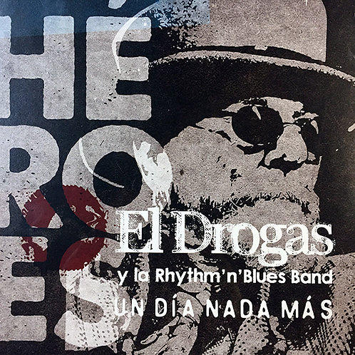 """EL DROGAS 7"""" Héroes (Un Día Nada Más) (RSD 2018)"""