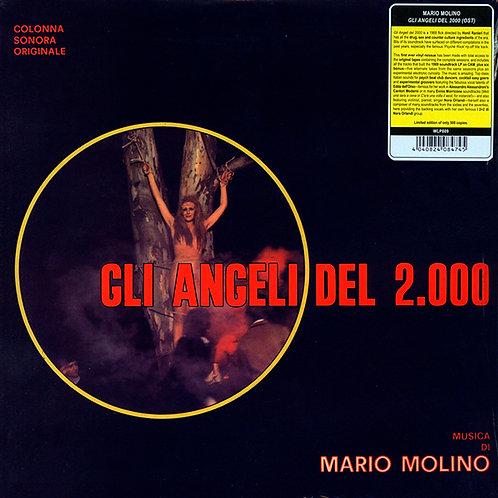 MARIO MOLINO LP OST Gli Angeli Del 2000