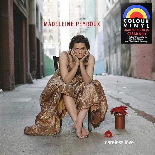 MADELEINE PEYROUX LP Careless Love (Clear Red Coloured Vinyl)