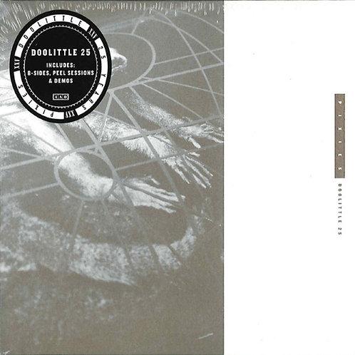 PIXIES 3XCD Doolittle 25 - B-Sides, Peel Sessions & Demos