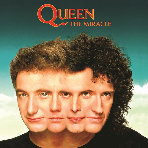 QUEEN LP The Miracle (Half Speed Mastered)