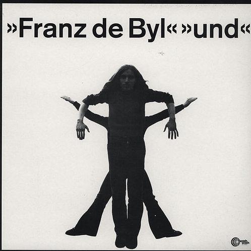 FRANZ DE BYL Lp Und (Kraut Blues Folk)