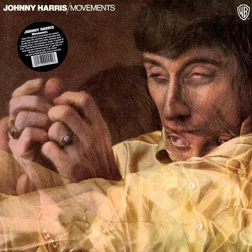 JOHNNY HARRIS LP Movements