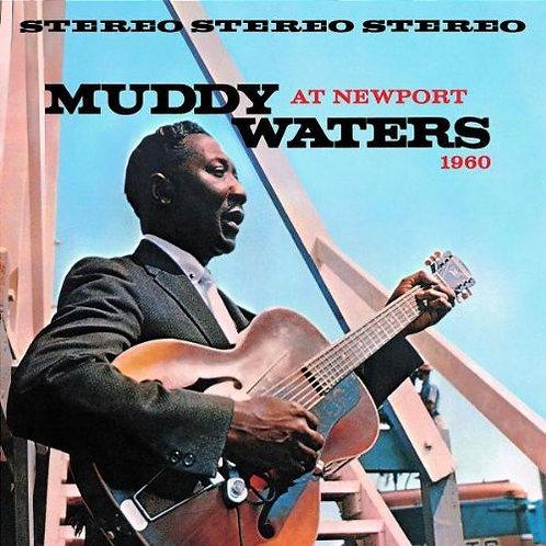 MUDDY WATERS CD At Newport + Bonus Tracks