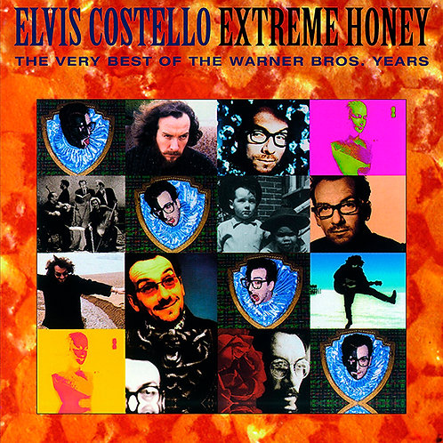 ELVIS COSTELLO 2xLP Extreme Honey: The Very Best of Warner Brothers Years