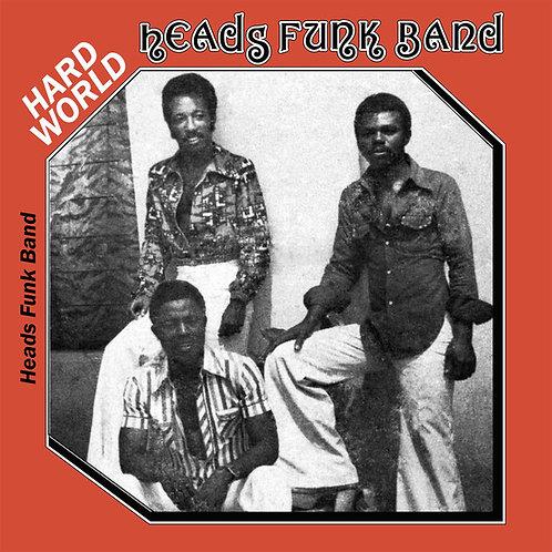 HEADS FUNK BAND LP Hard World