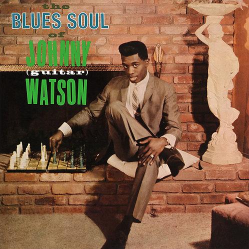 JOHNNY GUITAR WATSON LP The Blues Soul Of