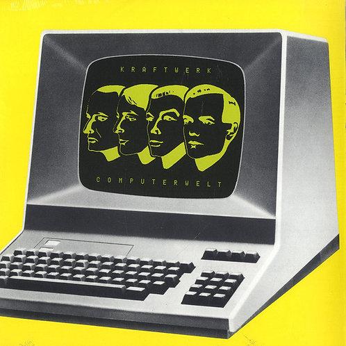 KRAFTWERK LP Computerwelt (Computer World)