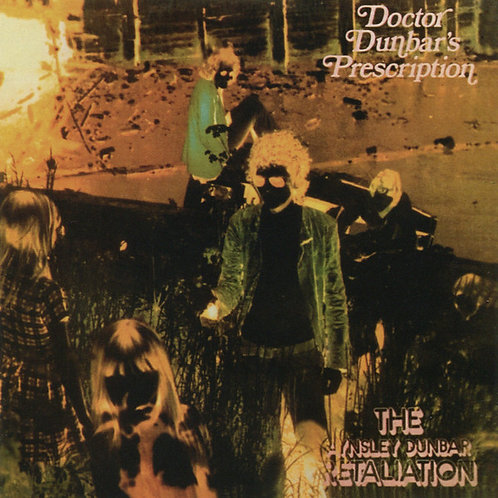 THE AYNSLEY DUNBAR RETALIATION CD Doctor Dunbar's Prescription