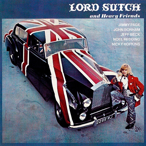 LORD SUTCH CD Lord Sutch And Heavy Friends