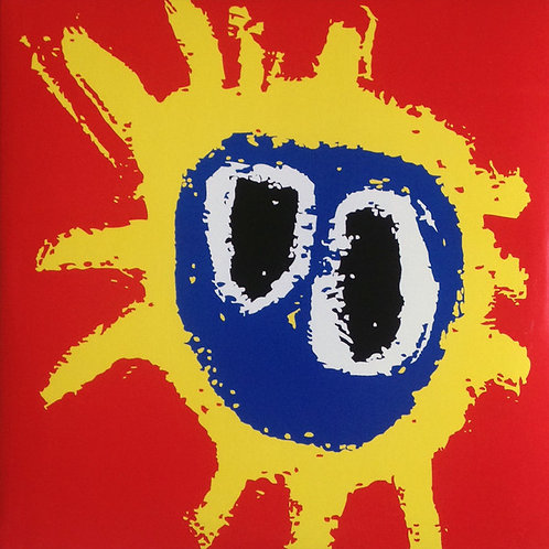 PRIMAL SCREAM 2XLP Screamadelica