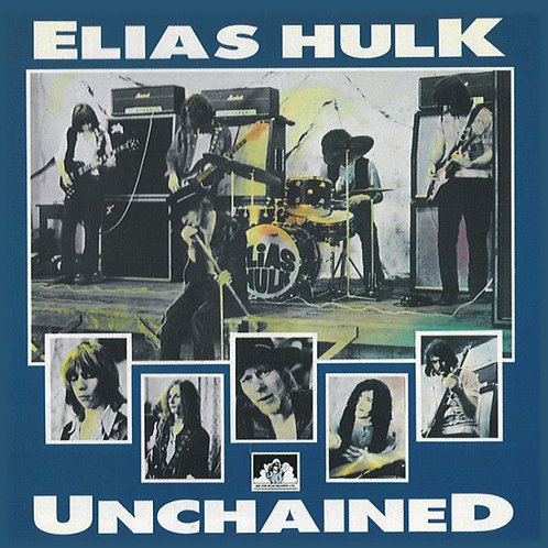ELIAS HULK CD Unchained