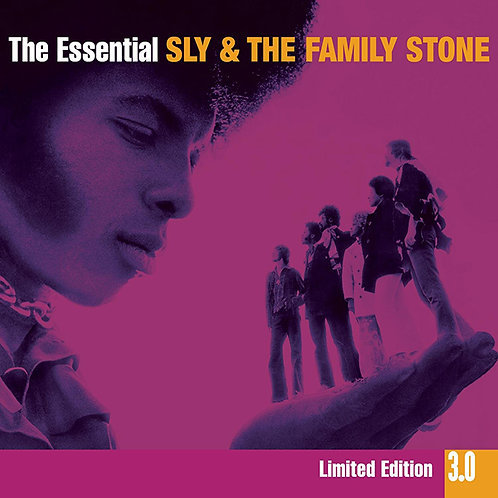 SLY & THE FAMILY STONE 3xCD The Essential Sly & The Family Stone