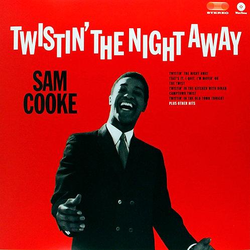 SAM COOKE LP Twistin' The Night Away (180 gram)