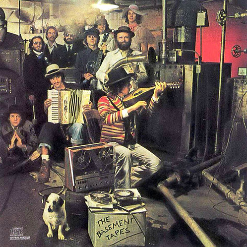 BOB DYLAN & BAND 2xCD The Basement Tapes