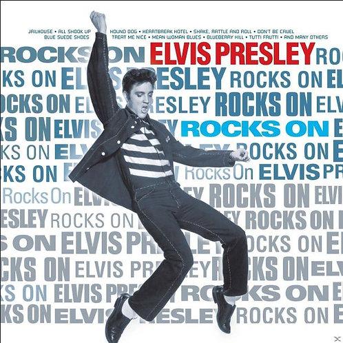 ELVIS PRESLEY 2xLP Rocks On
