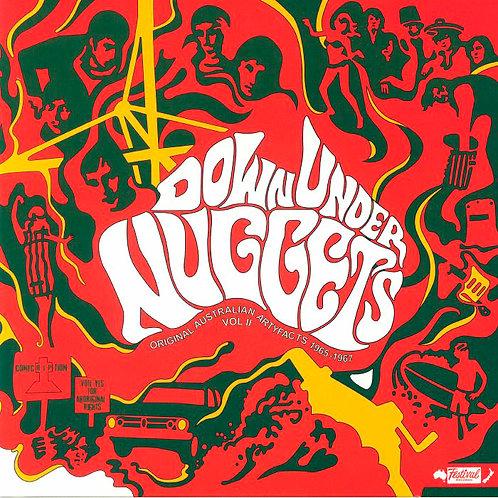 VARIOS LP Down Under Nuggets: Original Australian Artyfacts 1965-1967 Vol. 2