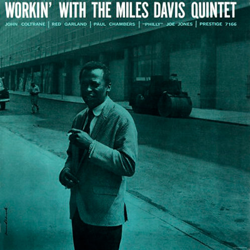 MILES DAVIS CD Workin' With The Miles Davis Quintet