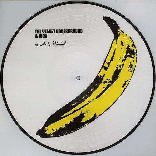 VELVET UNDERGROUND LP And Nico (Picture Disc)
