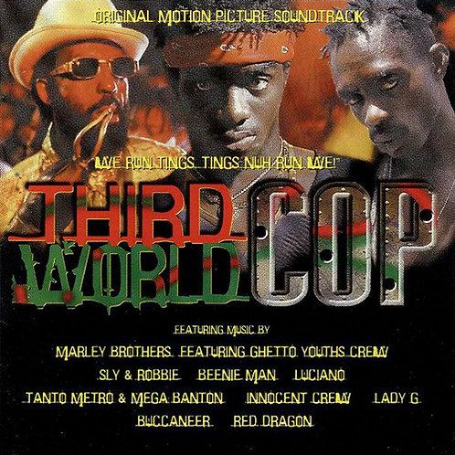 VARIOUS CD Third World Cop OST
