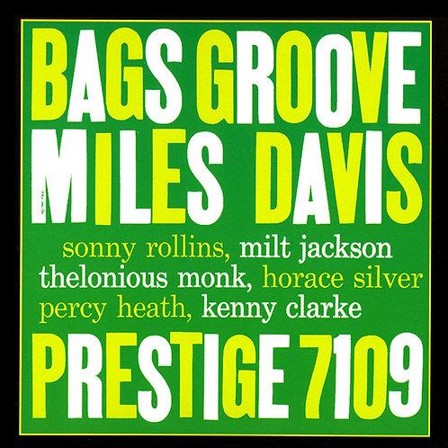 MILES DAVIS CD Bags Groove (Digipack)
