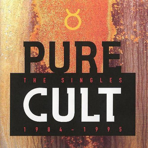 THE CULT CD Pure Cult - The Singles 1984 - 1995