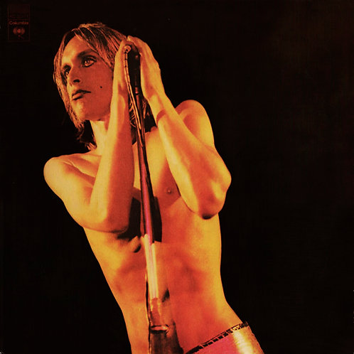 IGGY AND THE STOOGES LP Raw Power (Printed Inner Sleeve)
