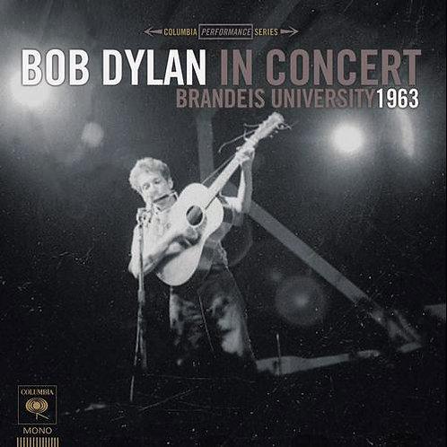 BOB DYLAN LP In Concert Brandeis University 1963