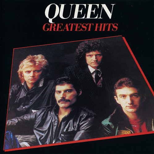 QUEEN LP Greatest Hits