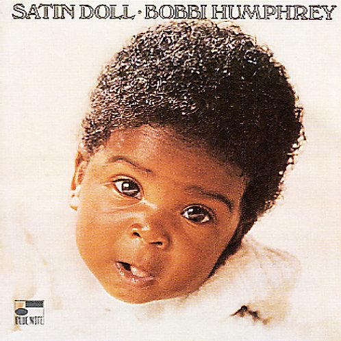 BOBBI HUMPHREY CD Satin Doll