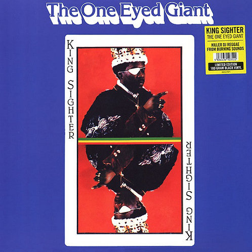 KING SIGHTER LP The One Eyed Giant