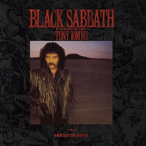 BLACK SABBATH LP Seventh Star