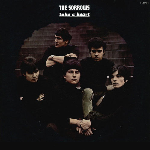 THE SORROWS LP Take A Heart