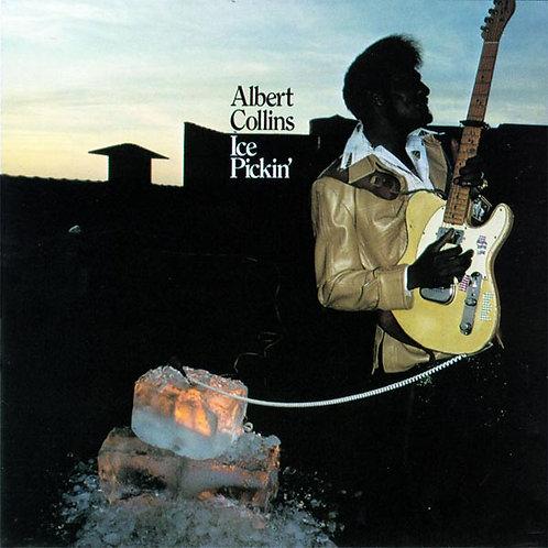 ALBERT COLLINS CD Ice Pickin'