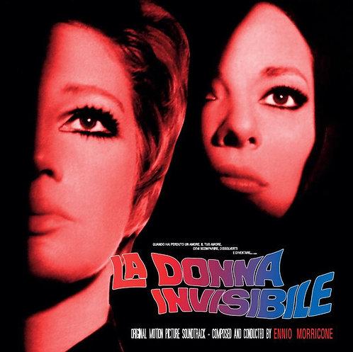 ENNIO MORRICONE LP La Donna Invisibile (Pink Coloured Vinyl)