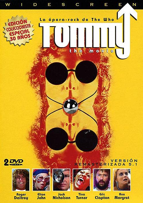 THE WHO 2xDVD Tommy The Movie (Edición Coleccionista Especial 30 años)