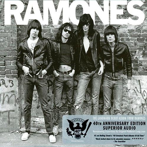 RAMONES CD Ramones (40th Anniversary Edition)